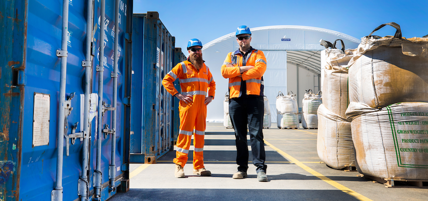 New warehousing business for Flinders Ports