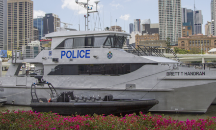 Two new vessels join Water Police fleet