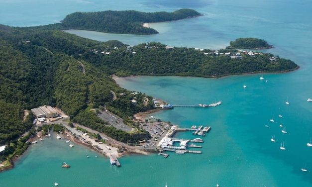 More funding for cyclone-damaged Whitsundays harbour