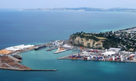 Napier Port trade volumes in line with forecasts