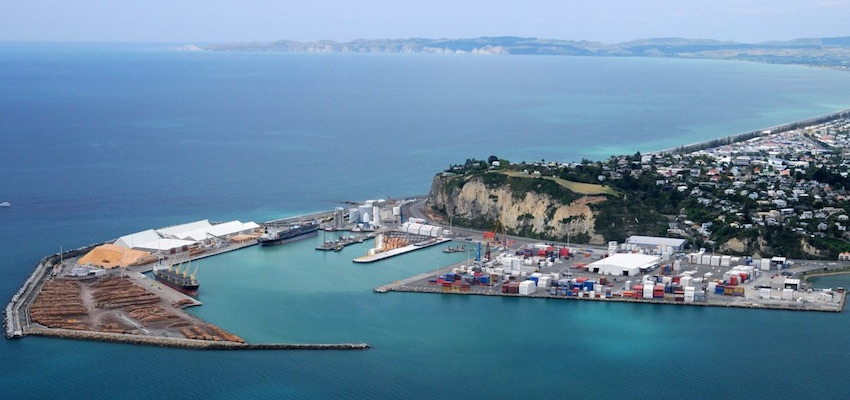 Napier Port releases sustainability and master plan