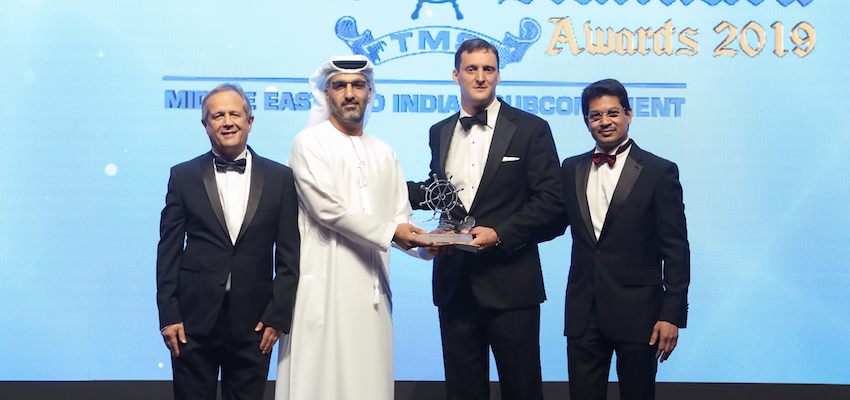 TT Club wins insurance award in the Middle East