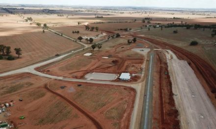 Parkes Logistics Terminal officially opened