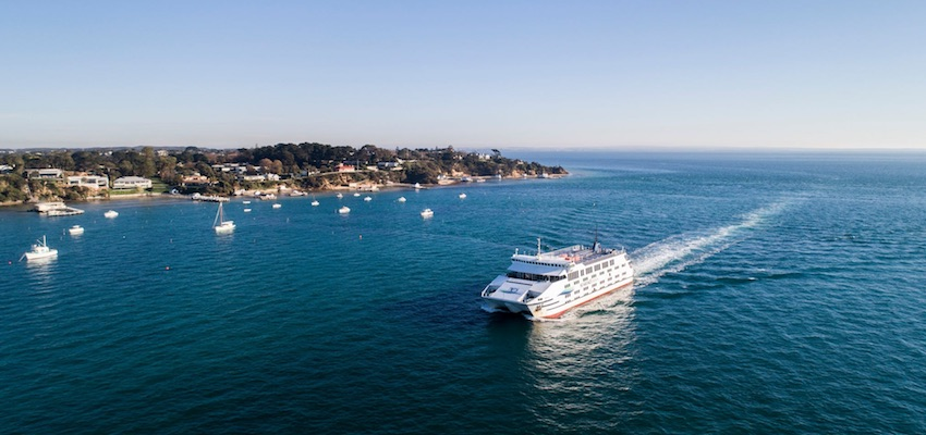 Searoad Ferries CEO to chair Vic tourism body