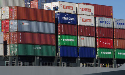 Asian trade carriers push Aus trade rates up