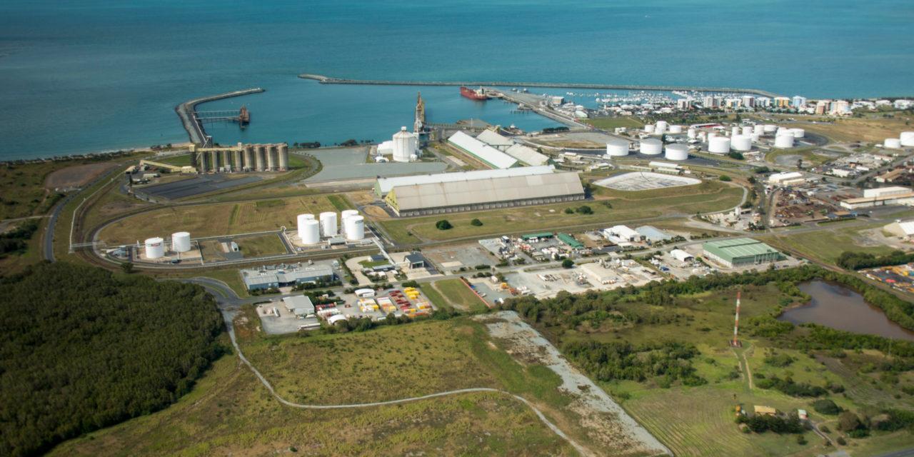 Roadworks to boost Port of Mackay