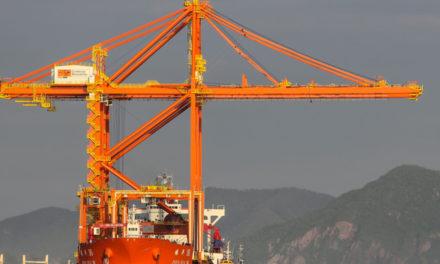 ICTSI increases capacity with new cranes