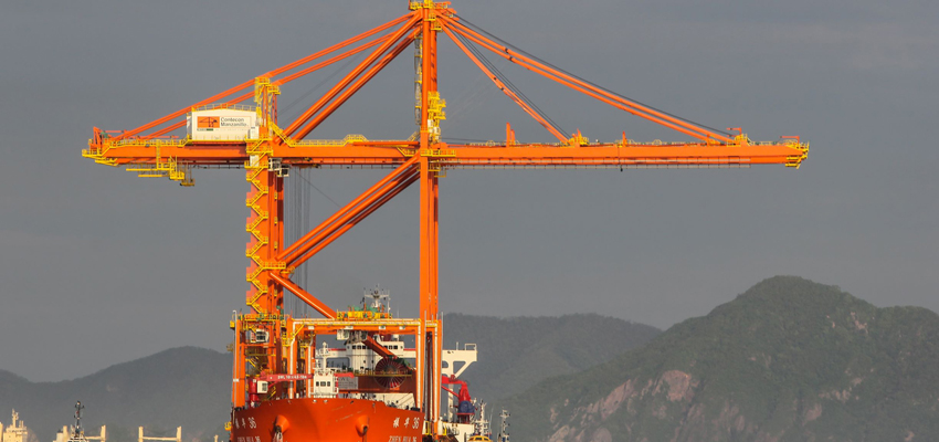 ICTSI increases capacity with new cranes