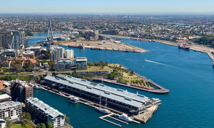 Glebe Island multi-user facility approved