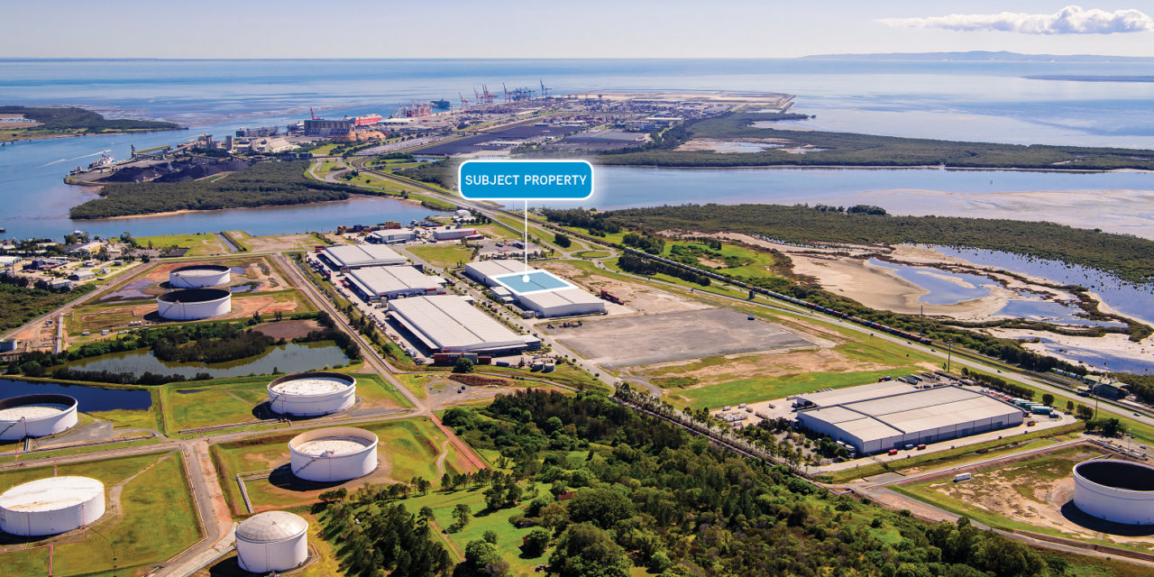 Oceania Glass chooses Port of Brisbane for distribution centre