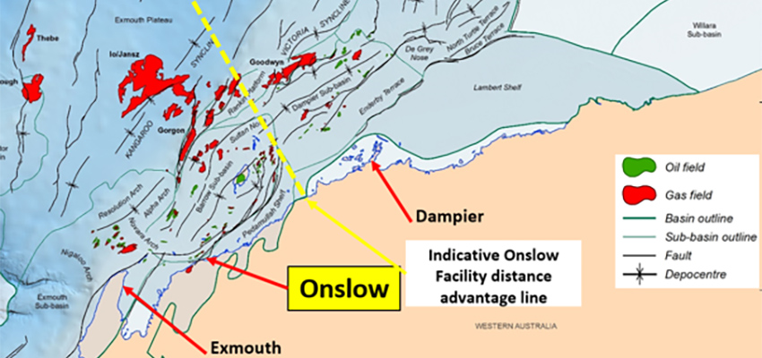 Onslow marine services hub a step closer