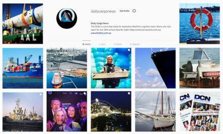 Follow Daily Cargo News on Instagram