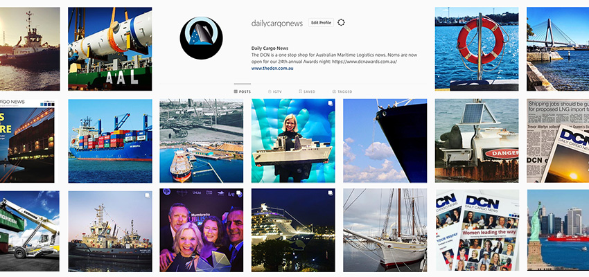 Follow Daily Cargo News on Instagram