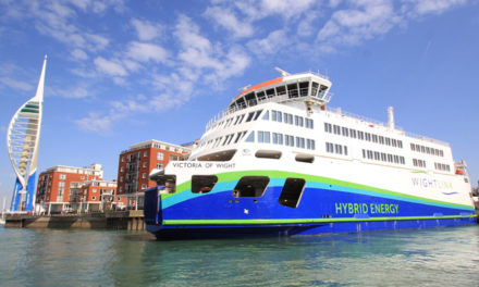 Hybrid vessels to bring green benefits, says shipping group