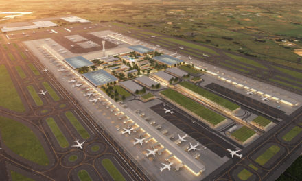 Western Sydney airport terminal design revealed