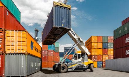 Liebherr celebrates port deals