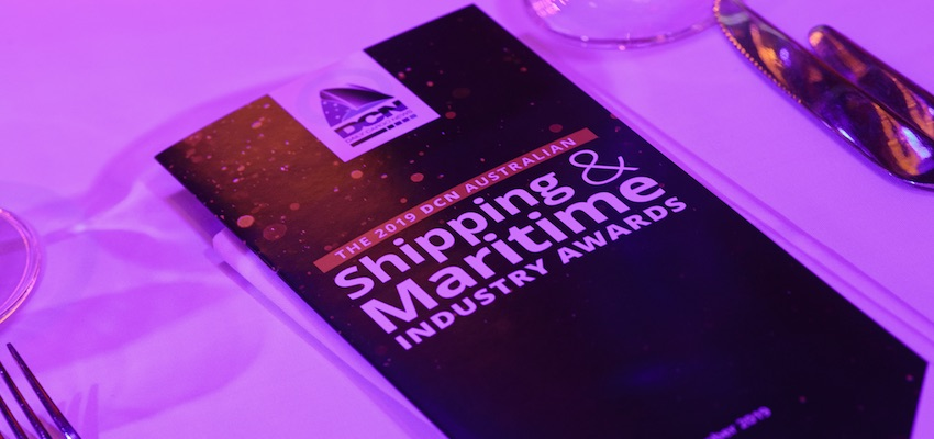 Excellence celebrated at Australian Maritime and Shipping Industry Awards
