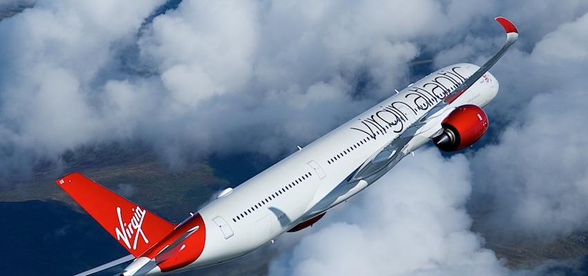 Virgin Atlantic Cargo's new A350-1000S take record loads