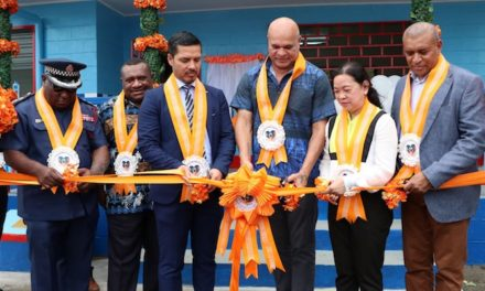 ICTSI donates second police station in PNG