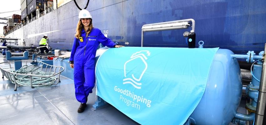 Shipping bio-fuel trials successful