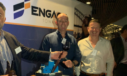 Engage celebrates first birthday in style