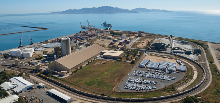 Port of Townsville Master Plan announced