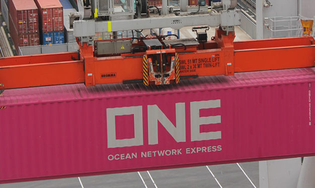 Ocean Network Express joins Shipping Australia