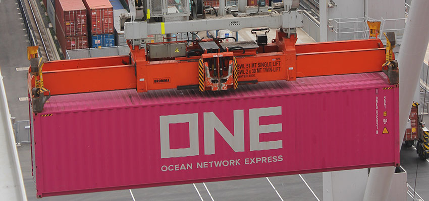 Ocean Network Express joins Shipping Australia