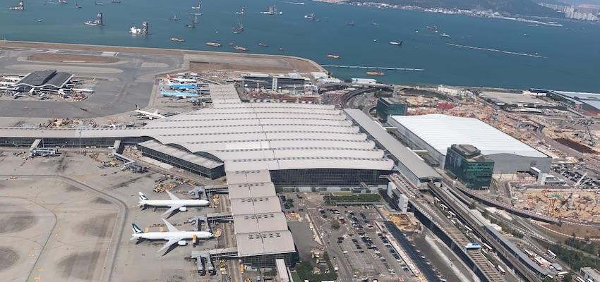 U-Freight offers air cargo screening from Hong Kong