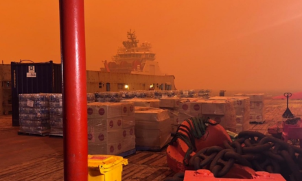 Bushfire crisis shows importance of Australian shipping: MUA