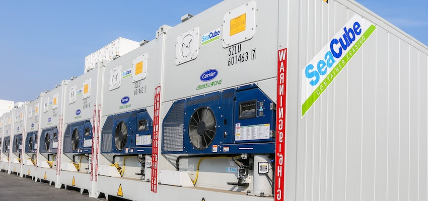 SeaCube bolsters fleet with Transicold reefers