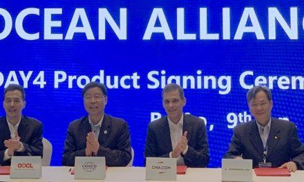 CMA CGM unveils new Ocean Alliance product