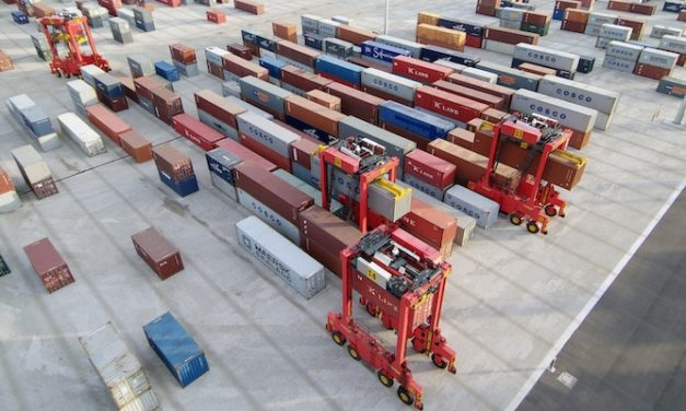 Kalmar's new agreement with Patrick Terminals