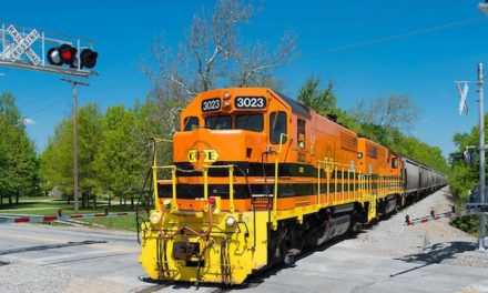 UK rail freight major selects new intermodal solution
