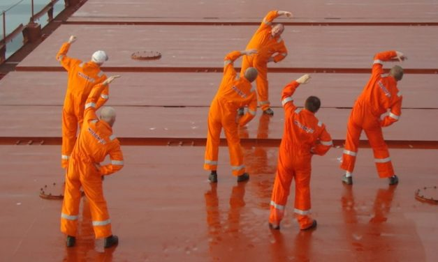 Seafarers' group launches new safety program