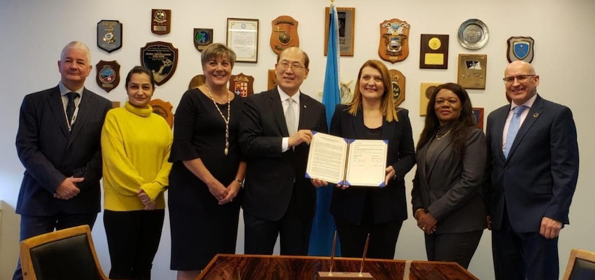 Agreement to aid IMO in reaching more women