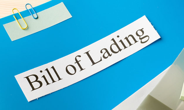 MARITIME LAW: Bills of lading and complexities