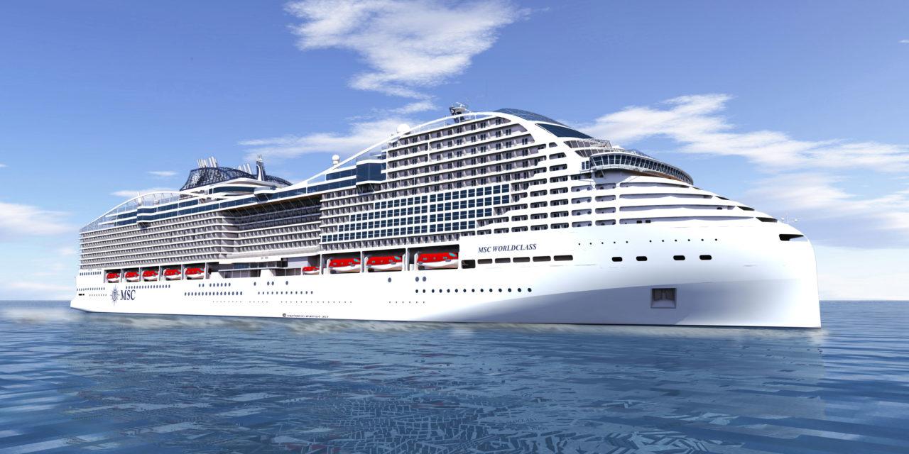 Wärtsilä helps environmental performance in cruise ships