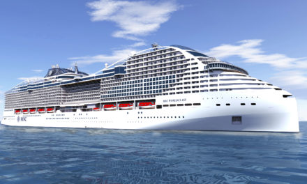 Wärtsilä helps environmental performance in cruise ships