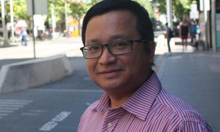 THE GRILL: Professor Vinh Thai