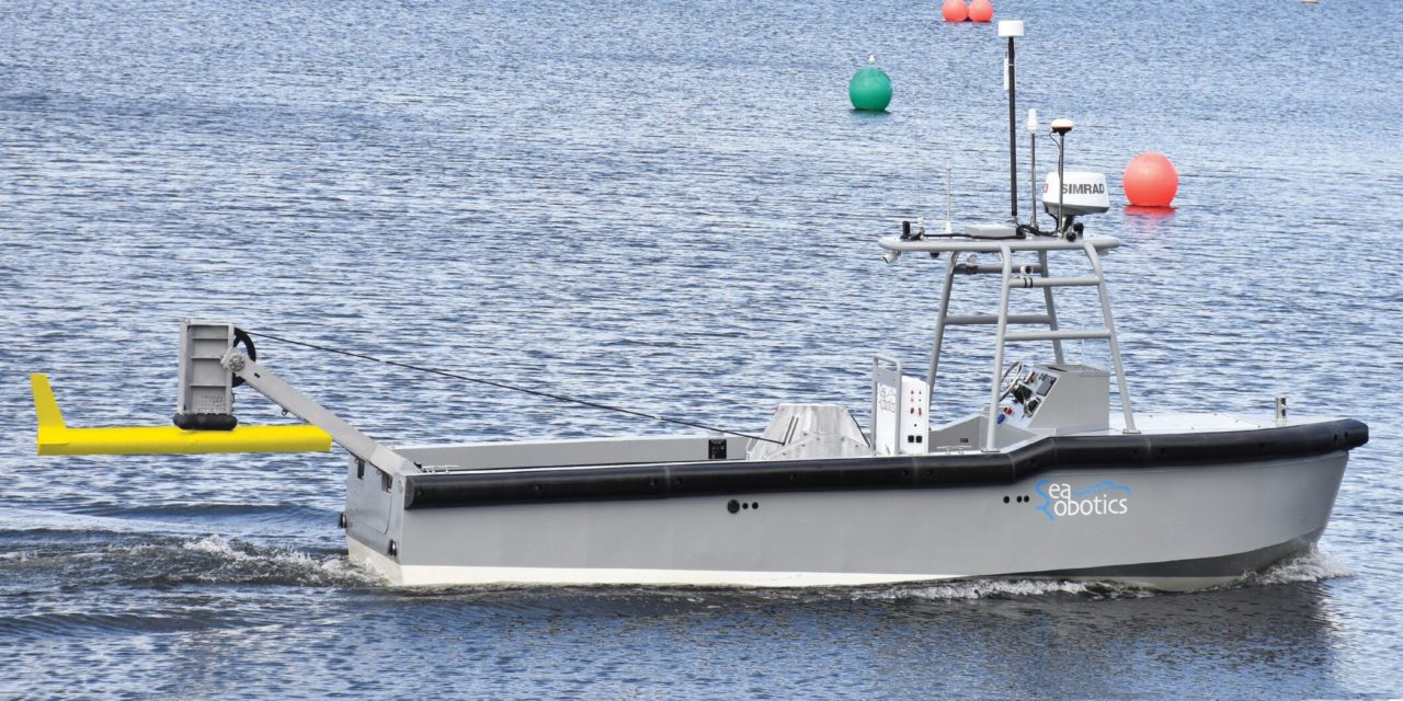 New hybrid-electric autonomous research boat to be powered by electric system