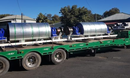 New Australian pulley manufacturer and refurbisher sets up