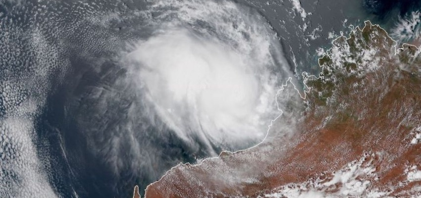 Pilbara ports makes strong start to the year, now faced with cyclone