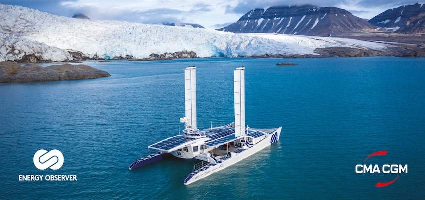 """CMA CGM to invest in """"floating smart grid"""""""