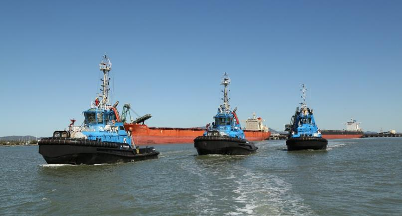 Gladstone tug boat maintenance under fire