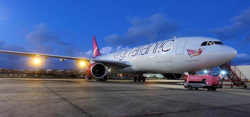 Virgin Atlantic Cargo announces new Manchester-Delhi service