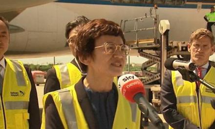 Wiseway Logistics' mercy dash to Wuhan