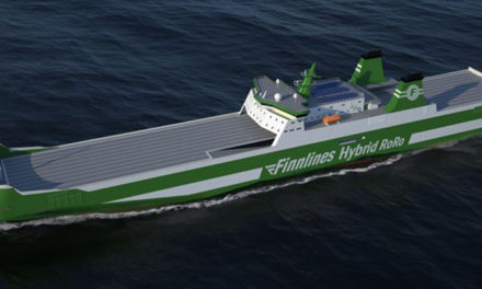 Three Finnlines ships to go green with Wärtsilä systems