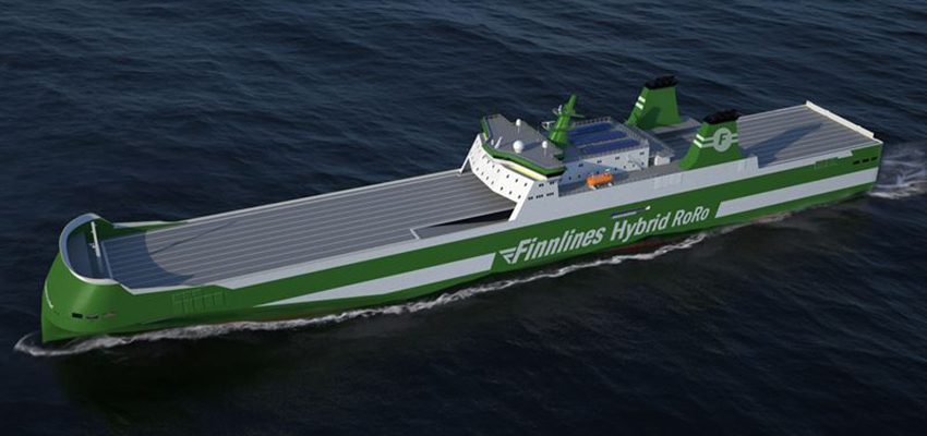 Three Finnlines ships to go green with Wärtsilä systems