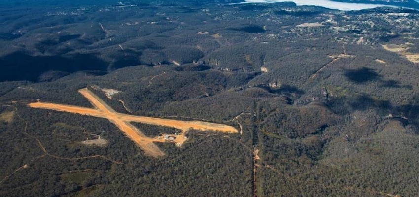Pilots fight to save Katoomba airfield